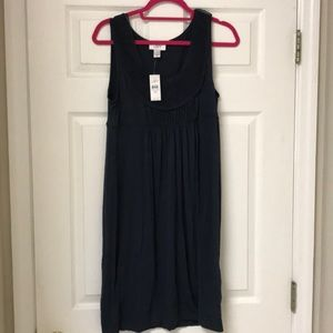 Navy Sleeveless Lift dress